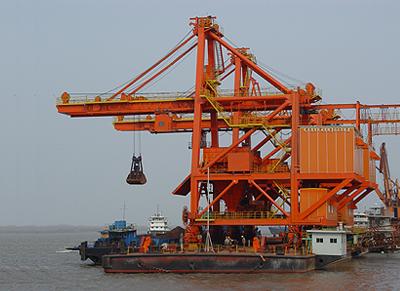 集装箱港口